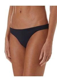 Melissa Odabash - MELISSA ODABASH - Dół od bikini Barcelona. Kolor: czarny. Materiał: materiał