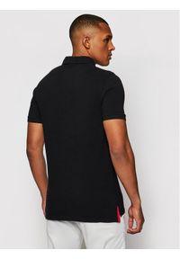Musto Polo Amalfi 82017 Czarny Regular Fit. Typ kołnierza: polo. Kolor: czarny #5