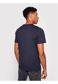 Colmar T-Shirt Frida 7589 6SH Granatowy Regular Fit. Kolor: niebieski