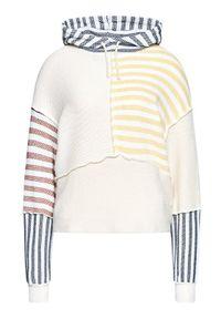 Desigual Bluza Cremona 21SWSK22 Kolorowy Loose Fit. Wzór: kolorowy
