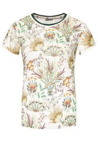 Marella T-Shirt Conico 39710111 Beżowy Regular Fit. Kolor: beżowy