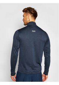 Niebieska koszulka sportowa New Balance #9