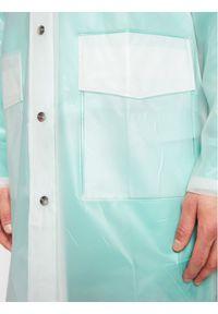 Rains Kurtka przeciwdeszczowa Unisex 1269 Biały Regular Fit. Kolor: biały #3