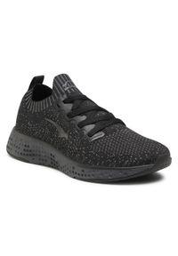 Bagheera - Sneakersy BAGHEERA - Destiny 86477-58 C0102 Black/Dark Grey. Okazja: na co dzień. Kolor: czarny. Materiał: materiał. Szerokość cholewki: normalna. Styl: casual