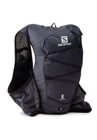 Czarny plecak salomon