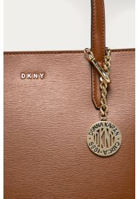 Shopperka DKNY duża, na ramię