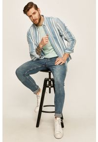 Niebieskie jeansy Brave Soul