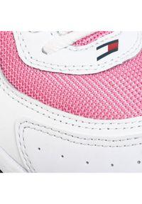 Białe buty sportowe Tommy Jeans