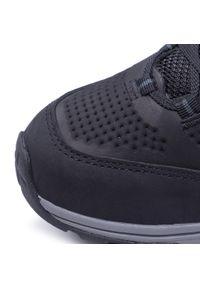 Czarne buty trekkingowe MEINDL trekkingowe