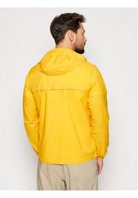 Helly Hansen Wiatrówka Mutsu 53261 Żółty Regular Fit. Kolor: żółty