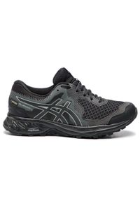 Czarne buty do biegania Asics Gore-Tex