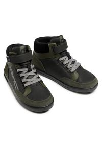 Zielone buty zimowe Mayoral