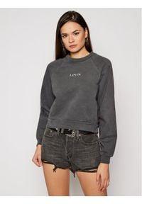 Levi's® Bluza Vintage Raglan 18722-0004 Szary Regular Fit. Kolor: szary. Długość rękawa: raglanowy rękaw. Styl: vintage