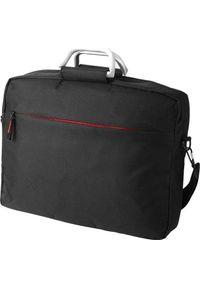 Czarna torba na laptopa Upominkarnia