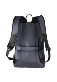 Niebieski plecak na laptopa hama