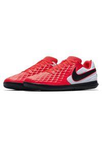 Buty dla dzieci halowe Nike Tiempo Legend 8 Club IN AT5882. Okazja: na uczelnię. Materiał: guma, syntetyk, skóra. Szerokość cholewki: normalna