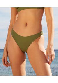 Zielone dół bikini Etam