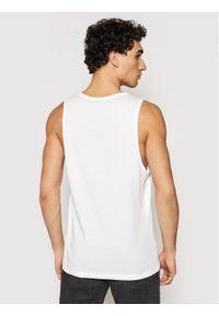 Biały tank top Calvin Klein Swimwear