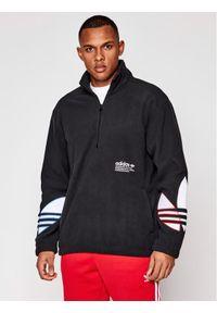 Czarny polar Adidas