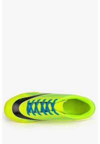 Casu - żółte buty sportowe orliki sznurowane casu 21m4/m. Kolor: żółty