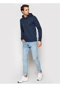 Jack & Jones - Jack&Jones Bluza Blahardy 12166526 Granatowy Slim Fit. Kolor: niebieski