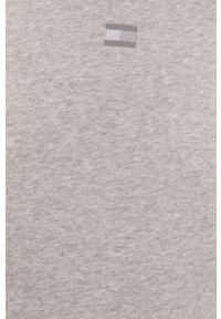 TOMMY HILFIGER - Tommy Hilfiger - Bluza. Okazja: na co dzień. Kolor: szary. Styl: casual