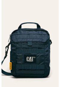 Niebieska torba CATerpillar