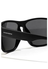 Hawkers - Okulary przeciwsłoneczne Black Dark Faster. Kolor: czarny