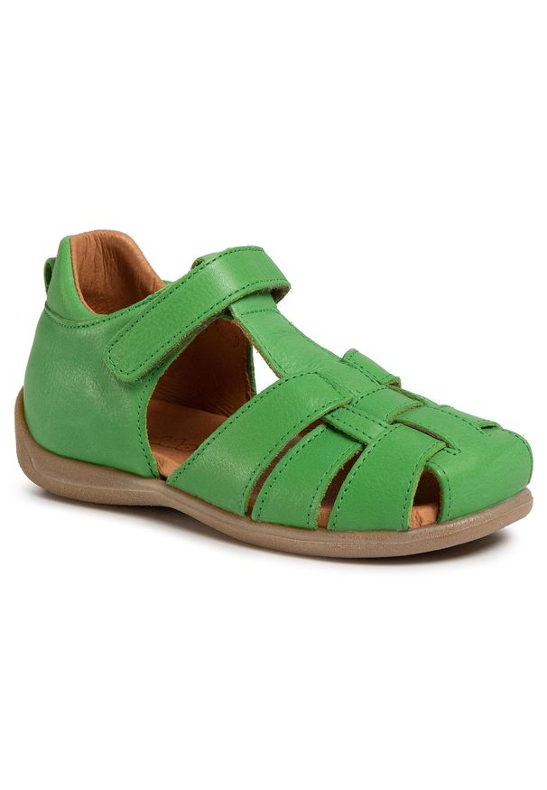 Zielone sandały Froddo na lato
