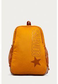 Converse - Plecak. Kolor: pomarańczowy