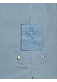 Niebieska kurtka zimowa Mr & Mrs Italy