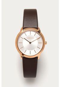 Złoty zegarek Calvin Klein