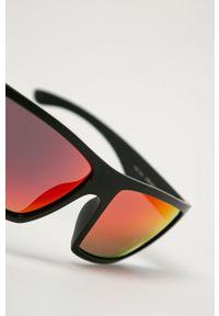 Uvex - Okulary przeciwsłoneczne LGL 29. Kształt: prostokątne. Kolor: czerwony