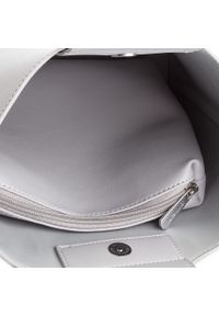 Szara torebka klasyczna Jenny Fairy klasyczna