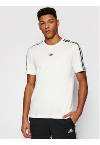 Beżowy tank top Adidas