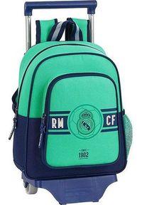 Zielony plecak