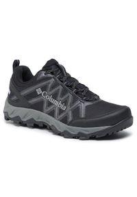 Czarne buty trekkingowe columbia trekkingowe