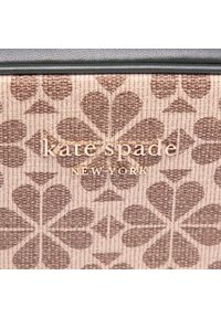 Kate Spade - Torebka KATE SPADE - PXR00075 Natural Multi 245U. Kolor: brązowy. Materiał: skórzane. Styl: klasyczny