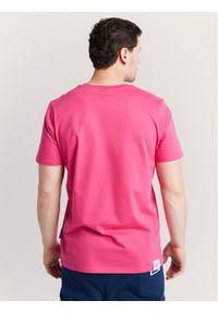 Różowy t-shirt Diamante Wear