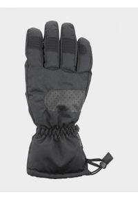 Czerwona rękawiczka sportowa outhorn narciarska
