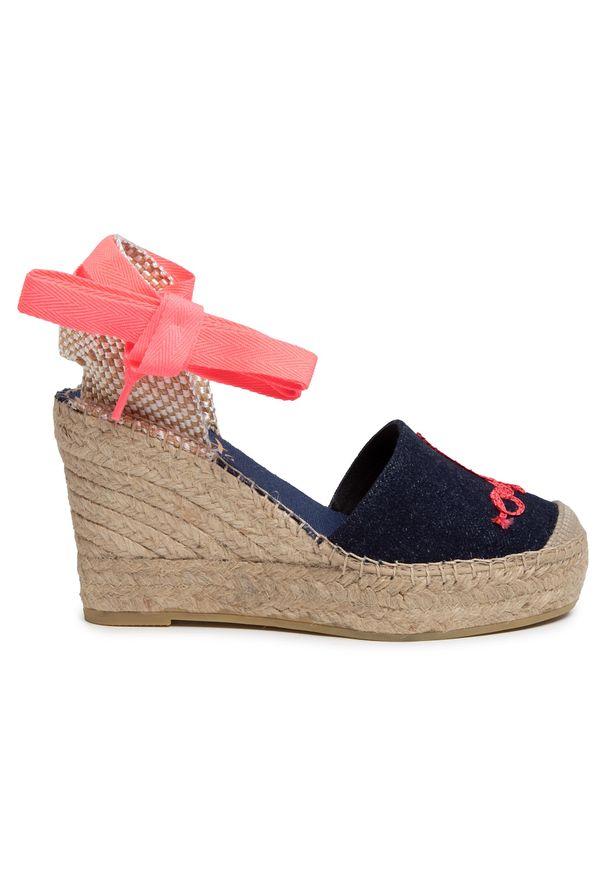 Niebieskie sandały Vidorreta
