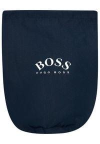 BOSS - Boss Kurtka przejściowa J26432 S Granatowy Regular Fit. Kolor: niebieski #4