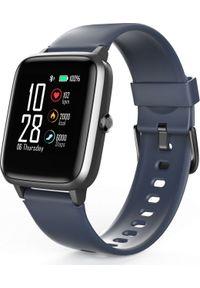 hama - Smartwatch Hama Fit Watch 4900 Granatowy (001786040000). Rodzaj zegarka: smartwatch. Kolor: niebieski