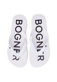 Białe japonki Bogner