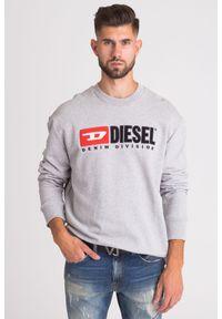 Diesel - BLUZA REGULAR FIT DIESEL. Materiał: bawełna