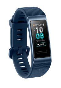 HUAWEI - Huawei bransoletka fitness Band 3 Pro, niebieski. Kolor: niebieski