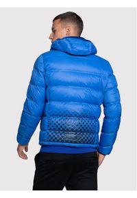Niebieska kurtka puchowa Vistula