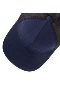 Quiksilver - Czapka z daszkiem QUIKSILVER - AQYHA04676 BYJ0. Kolor: niebieski. Materiał: materiał, poliester, elastan