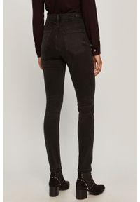 Czarne jeansy Polo Ralph Lauren w kolorowe wzory