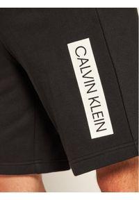 Czarne spodenki sportowe Calvin Klein Performance #5
